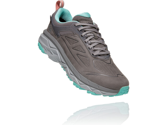 Hoka One One Challenger Gore-Tex Zapatillas Bajas Mujer, charcoal gray/wild dove